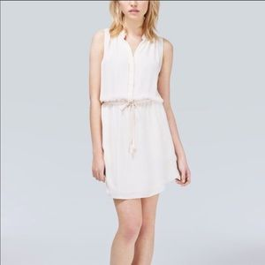 Aritizia Babaton Benedict 100% silk dress